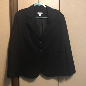 EUC (worn for an hr) Charter Club Suit Jacket 16W